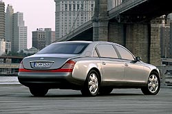 Preview: 2003 Maybach maybach