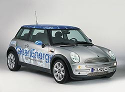 Mini Cooper Hydrogen