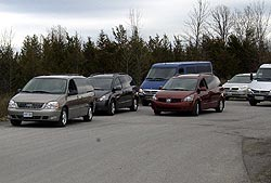 Feature: Whats new with minivans auto brands