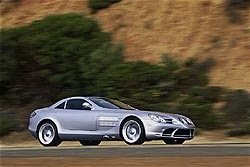 First Drive: 2004 Mercedes Benz SLR mercedes benz first drives