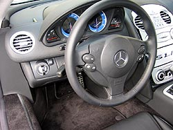 First Drive: 2004 Mercedes Benz SLR first drives