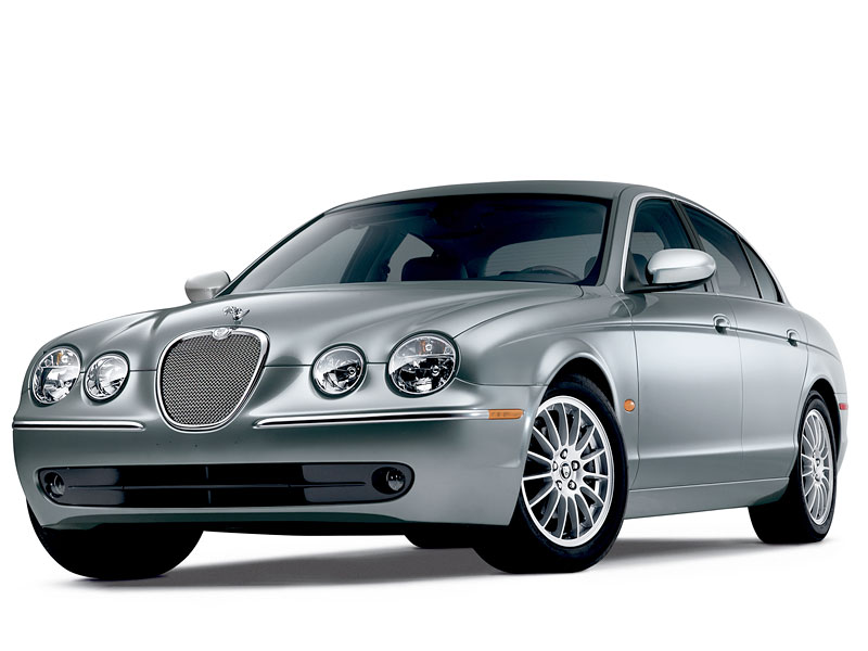 2007 Jaguar S Type R. 2007 Jaguar S Type R