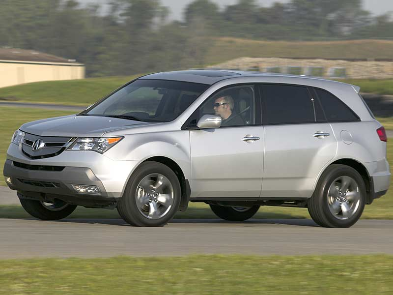 used vehicle review acura mdx 2007 2013. Black Bedroom Furniture Sets. Home Design Ideas