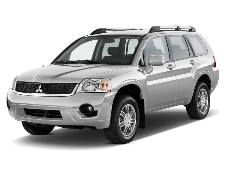 Mitsubishi Endeavor 2011. 2011 Mitsubishi Endeavor