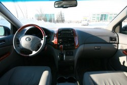 2007 Toyota Sienna XLE AWD LTD