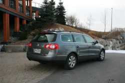 Medium Term Review: 2007 VW Passat Wagon 2.0T daily car reviews