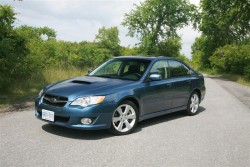 Day by Day Review: 2008 Subaru Legacy GT subaru daily car reviews