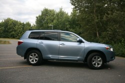 Day by Day Review: 2008 Toyota Highlander toyota daily car reviews