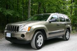 day by day review 2006 jeep grand cherokee. Black Bedroom Furniture Sets. Home Design Ideas