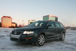 2007 VW Passat Wagon 3.6L 4Motion