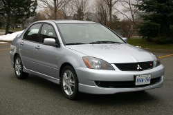 Used Vehicle Review: Mitsubishi Lancer, 2003 2006 mitsubishi