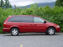 Used Vehicle Review: Dodge Caravan, 2001 2007 dodge