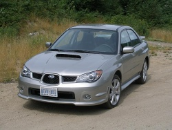 2006 Subaru Impreza; photo by Grant Yoxon