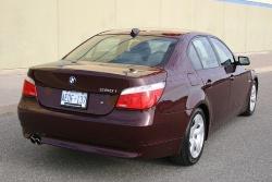 2005 BMW 550i