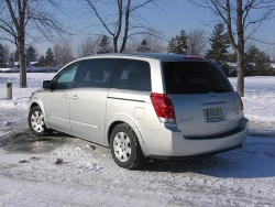 Used Vehicle Review: Nissan Quest, 2004 2009 nissan