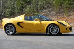 One from the Vault: 2006 Lotus Elise First Drive motoring memories lotus first drives