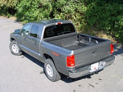 2006 Dodge Dakota Quad Cab