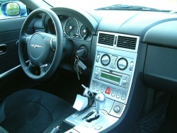2004 Chrysler Crossfire SRT6 coupe
