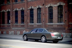 Test Drive: 2006 Bentley Continental Flying Spur car test drives luxury cars bentley