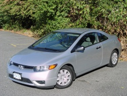 2006 Honda Civic DX Coupe