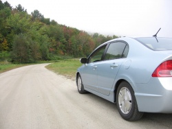 2006 Civic Hybrid
