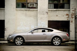 Test Drive: 2006 Bentley Continental GT car test drives luxury cars bentley