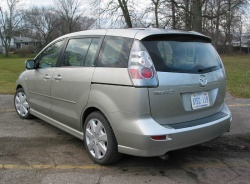 Test Drive: Long term test   2006 Mazda5 GT mazda