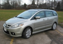 Test Drive: Long term test   2006 Mazda5 GT car test drives mazda