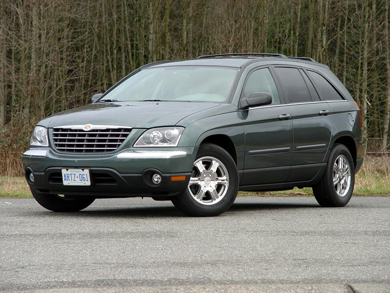 Chrysler Pacifica 2004 Problems. Chrysler Pacifica, 2004-