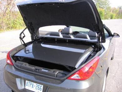 2007 Pontiac G6 Convertible