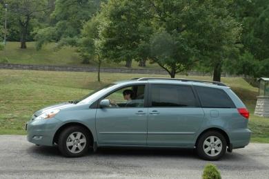 2007 Toyota Sienna LE