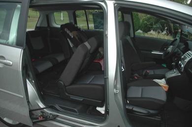 Superb Challenge: 2007 Mazda5 GT