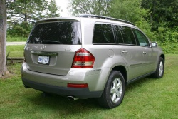 Used Vehicle Review: Mercedes Benz GL Class, 2007 2012 luxury cars