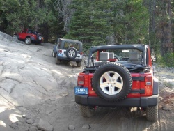 Jeep Wrangler Rubicon Unlimited and Wrangler Rubicon