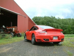 First Drive: 2007 Porsche 911 Turbo first drives