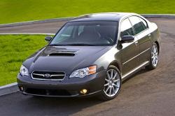 2007 Subaru Legacy specB