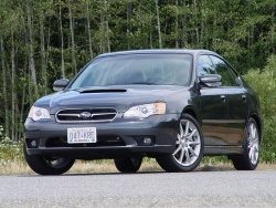 First Drive: 2007 Subaru Legacy 2.5GT spec.B w/SI Drive first drives