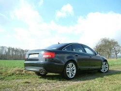 First Drive: 2007 Audi S6 luxury cars first drives audi