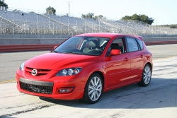 First Drive: 2007 Mazdaspeed3 mazda first drives