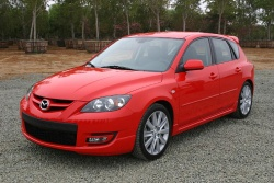 First Drive: 2007 Mazdaspeed3 first drives