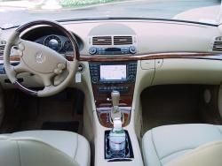 2007 Mercedes-Benz E320 Bluetec diesel