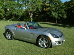Used Vehicle Review Pontiac Solstice Saturn Sky 2006
