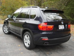 First Drive: 2007 BMW X5 luxury cars first drives bmw