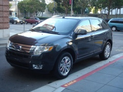 First Drive: 2007 Ford Edge ford first drives
