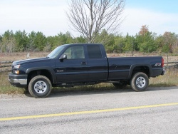2007 Chevrolet Silverado 3500 LS Classic 4WD Extended Cab