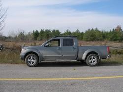 2007 Nissan Frontier Crew Cab 4X4