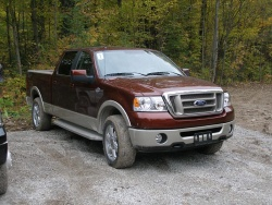 2007 Ford F-150 Lariat 4x4 King Ranch