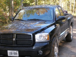 2007 Dodge Dakota ST Club Cab 4x4