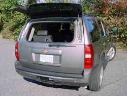 test drive 2007 chevrolet tahoe lt 4wd. Black Bedroom Furniture Sets. Home Design Ideas