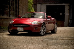 Test Drive: 2007 Jaguar XK Convertible car test drives luxury cars jaguar